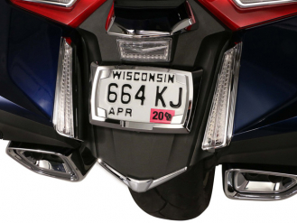 20089-1 Goldwing,Goldwing/DCT,GoldwingTour,GoldwingTour/DCTパーツ リアフェンダーチップ