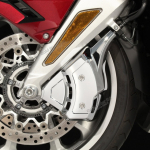 20120-1 Goldwing,Goldwing/DCT,GoldwingTour,GoldwingTour/DCTパーツ クロームキャリパーカバーセット